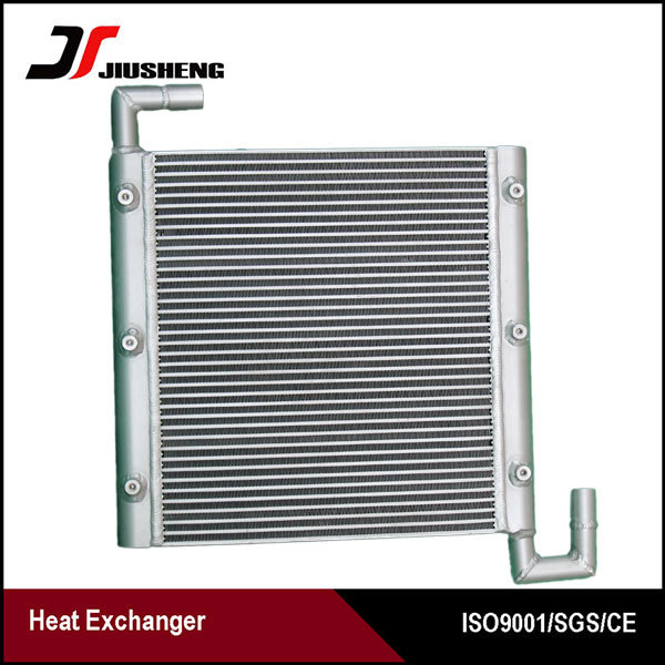 Heavy Truck Radiator For Sale For Hitachi EX60-1