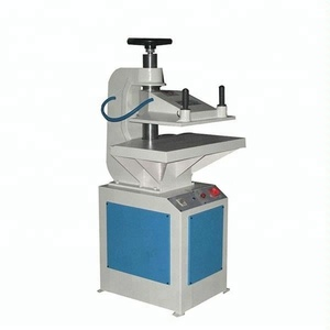 High quality slipper beam cutting press shoe sole making machine