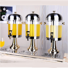 Wholesale Made in China Stainless Steel 8L/2.2 Gallon Cold Juice Drink Commercial Hot Dispenser Beverage