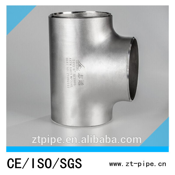 Wholesale Stainless Steel Seamless Cf8m Welded Concentric Pipe Tee