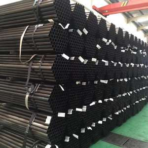 Api Factory Hot Sale Black Seamless Steel Pipe And Tube