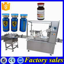 15 years factory injection vial filling packing machine
