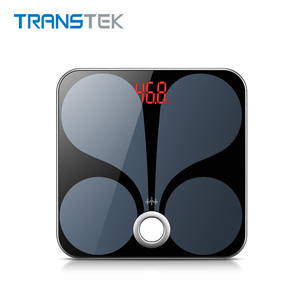 New Arrival Fashionable design body fat scale with BIA technology for sale