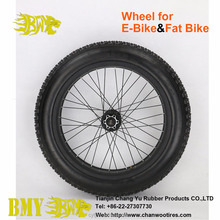 Top quality with fat bike tire wheel 20*4.0