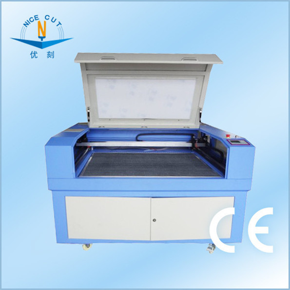 NC-E 6090 hobby laser cutting machine/laser co2 advertising