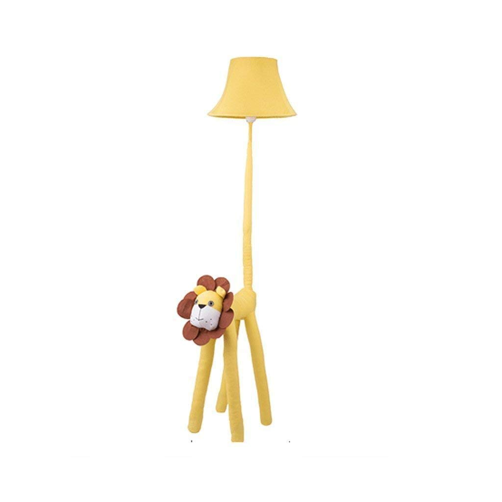 DEED Floor Lamp-Led Creative Sunflower Floor Lamp Children Table Lamp Bedroom Bedside Lamp Fashion Cute Cartoon Creative Lamp Eye Protection Vertical Table Lamp