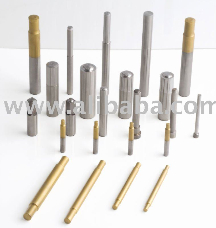 Nut Former Punches,K.o Pins And Pirecing Punches