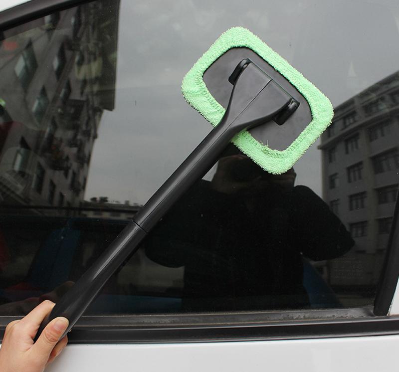 Микрофибры авто окно для очистки длинная ручка автомобилей мыть щетка по уходу за удобно моющиеся полотенце пылесос