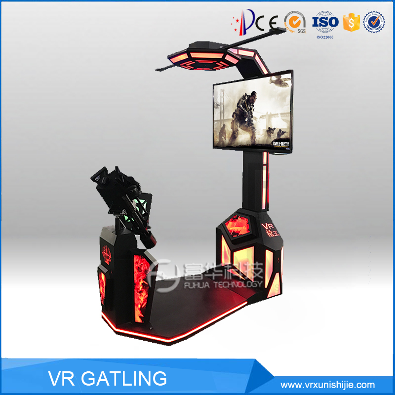 good quality vr shooting gun simulator for wholesale