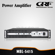Professional Audio 5 Channel Stereo KTV Power Amplifier