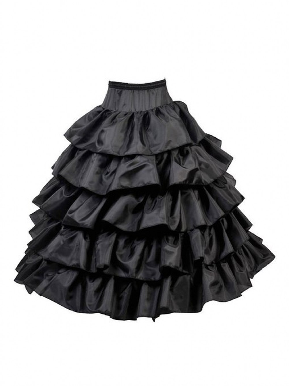 c22dd9c90ac80 Get Quotations · Top Quality black tulle ball gown petticoats for wedding  dress complementos boda