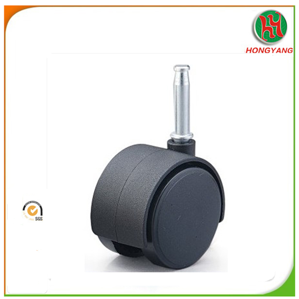 ... High End Decorative Small Furniture Casters 50mm Wheels