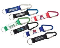 Custom Carabiner No Minimum Order, Personalized Metal Hook, keychain with carabiner