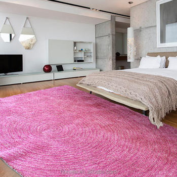 Round Carpet Designs Handmade Polyester Pink Growth Ring Carpets And Rugs  Antique For Bedroom - Buy Carpets And Rugs Antique,Carpets And Rugs ...