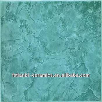 Ceramic Floor Tile Dark Green 300x300