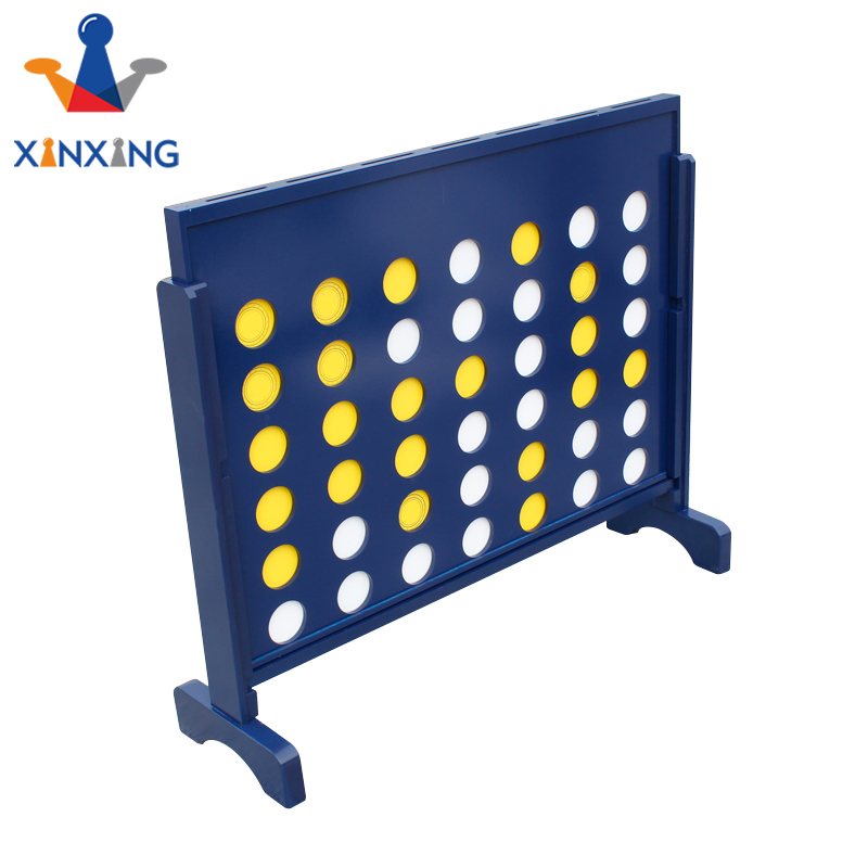 "3' x 32"" Giant 4 Connect In A Row Connect Four Party Family With Portable Case 2 hight can be lifted up and down"