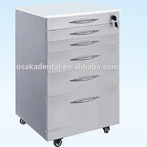 2017 High Quality Good Mobile Dental Cabinet For Dental Clinic with Multi-function