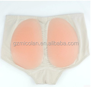 Silicone butts pad hip pad