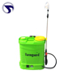 12l 16l knapsack agricultural battery sprayer backpack steel lance pump 12v8ah power sprayer