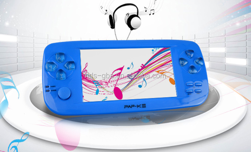 video handheld gaming console PAP-K3