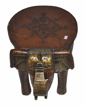 Rajasthani Wooden Handicraft Traditional Hand Carved Elephant Shape Stool  sc 1 st  Alibaba : carved wood stool - islam-shia.org