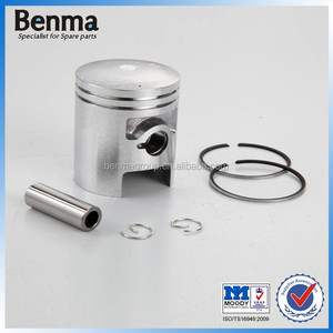 OEM and procurement service motorcycle piston rings H100S for Indian market