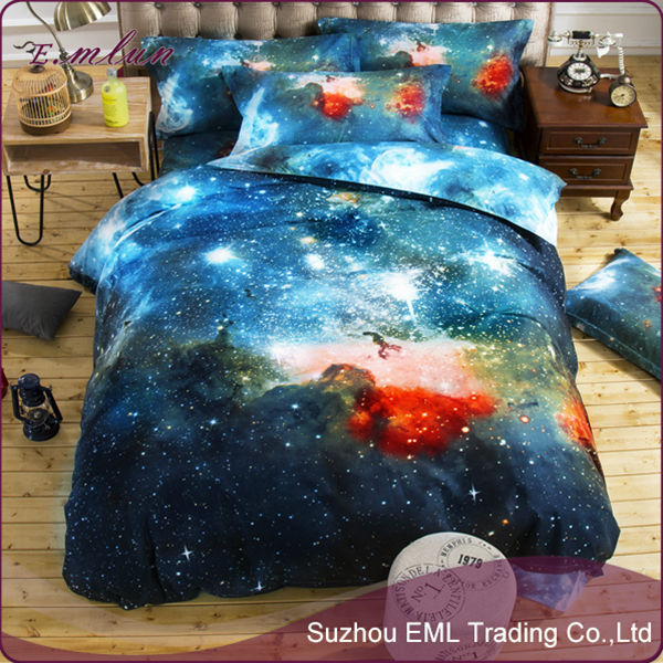 3D Digital custom Print Bedding Set Photo Print Duvet Cover Set