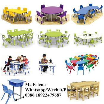 2016 Guangzhou Barato Muebles Preescolar,Guardería Muebles Mesas Y ...