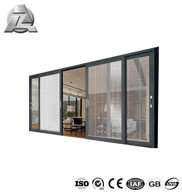 Anodized Black Colors Of Aluminium Window Frames - Buy Black ...