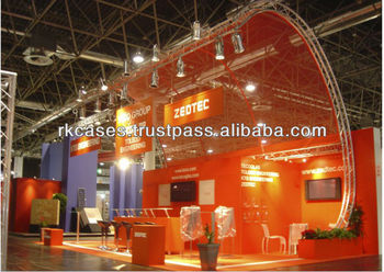Lightweight Ceiling Lighting Truss System