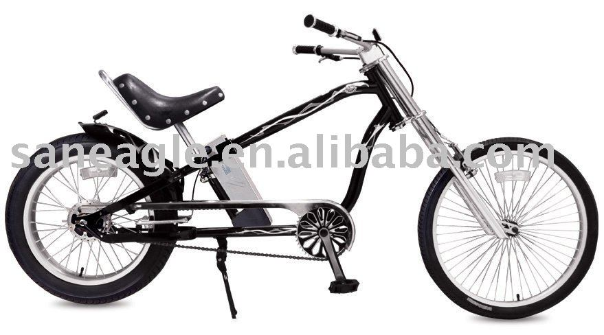 Electric chopper bike
