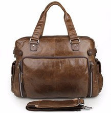 Online Sale Genuine Leather Mens Handbags