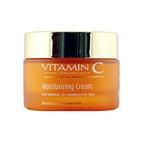 Private Label Natural Moisturizing Skin Body Care Vitamin C Face Cream Lotion
