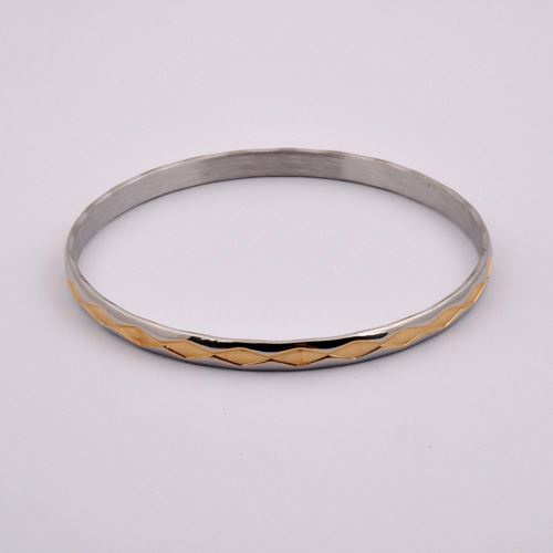 High quality 10 gram gold bangles designs in hot sale