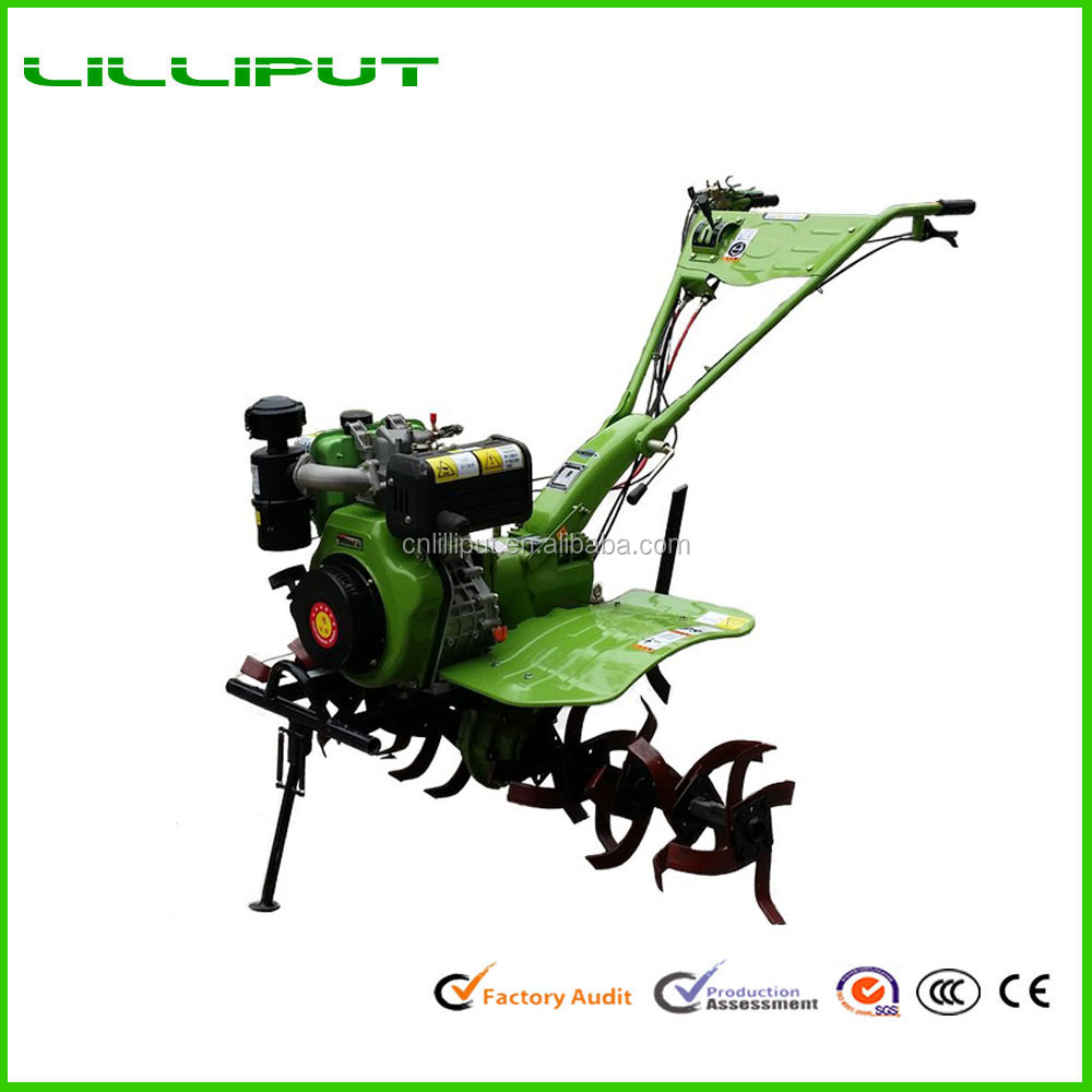 Brand New Multi-Function Dry Land China Mini Farm Machinery From China