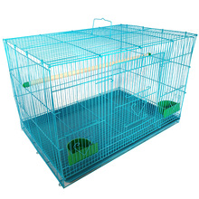 wholesale small travel parrot cage square vision bird cage