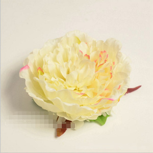 High quality artificial peony flower heads