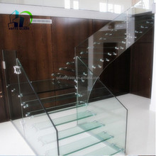 Vatti tempered clear float glass