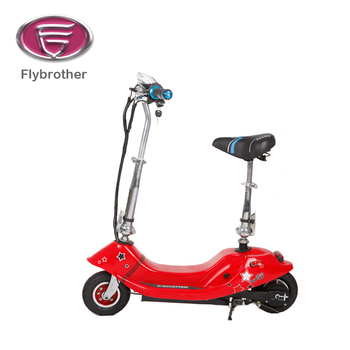 battery and brushless motor custom mobility scooters with LED light