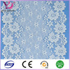 8cm embroidered tulle mesh lace for lady trimming clothing