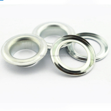 HOT SALE metal eyelet Chrome Brass eyelets