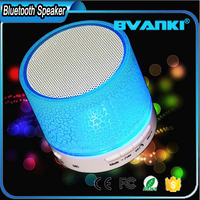 2016 Trending Products Portable Support U-disck and TF card Speaker Wireless Bluetooth For mobile phone