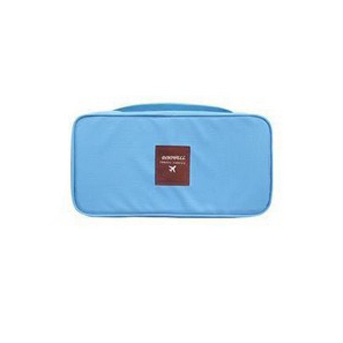 DEHANG Waterproof Nylon Ventilated Durable Portable Organiser Storage Bag for Travel Light Blue