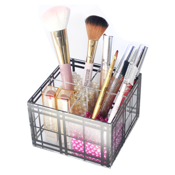30e9a8854a3a Factory Custom Cheap 360 Rotating Acrylic Cosmetic Brush Storage  Solution,Spinning Acrylic Makeup Brush Holder Organizer - Buy Acrylic  Makeup Brush ...