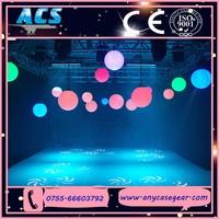 led music dancing furniture waterproof led lifting ball lifting system LED Ball