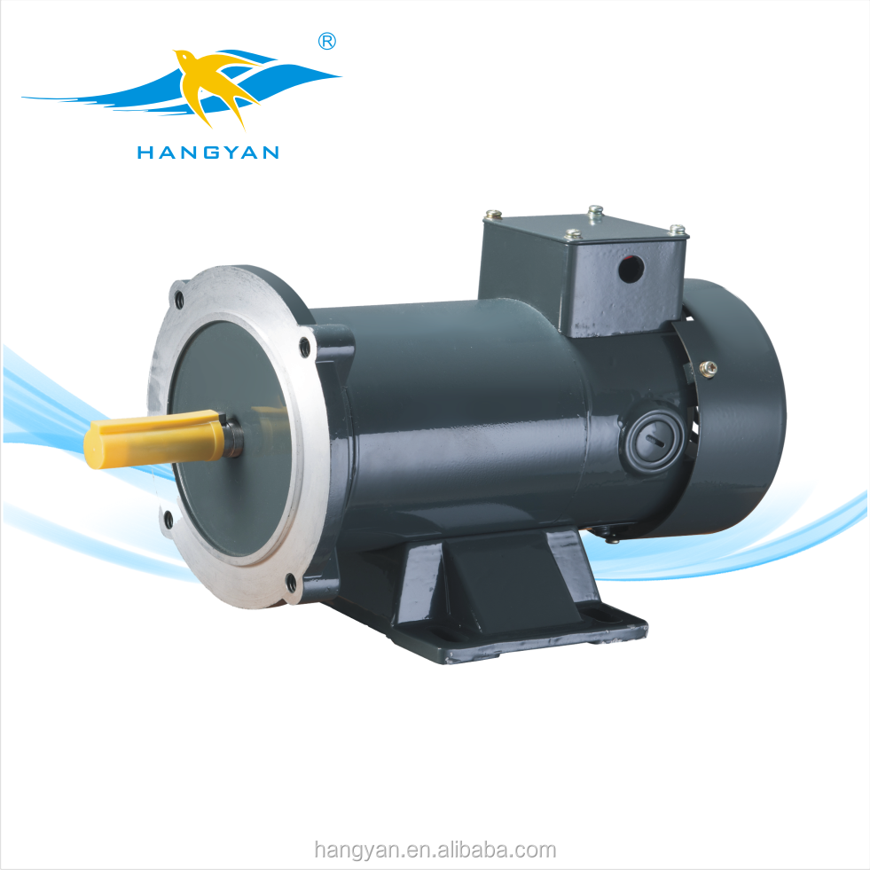 hangyan new style 24v 0.25hp powerful dc wiper motor for machine