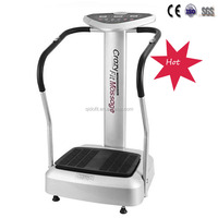 2017 Wholesales Body Vibration Crazy Fit Massager Weight Body Vibration Loss Slimming Machine