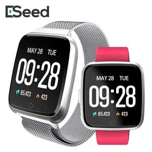 ESEED Y7 smartwatch smart watch bracelet  Waterproof Heart Rate Monitor Blood Pressure Oxygen Sport Tracker Wristband