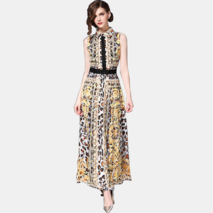0c4f47f69599 White Empire Line Dress