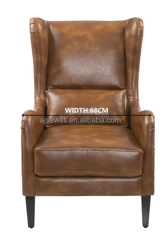 Replica office furniture, leather single sofa chair